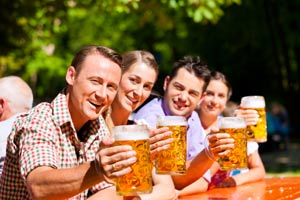 beer dispensing - everything you need for your beer garden