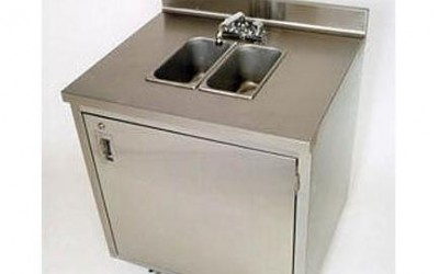 mobile_refrigeration_equipment_sink